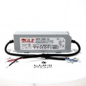 Alimentation LED étanche 220V/12V 192W IP67