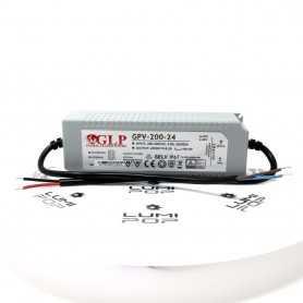 Alimentation LED étanche 220V/24V 200W IP67