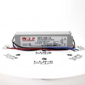 Alimentation LED étanche 220V/12V 100W IP67