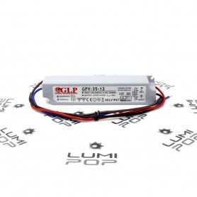 Alimentation LED étanche 220V/12V 36W IP67