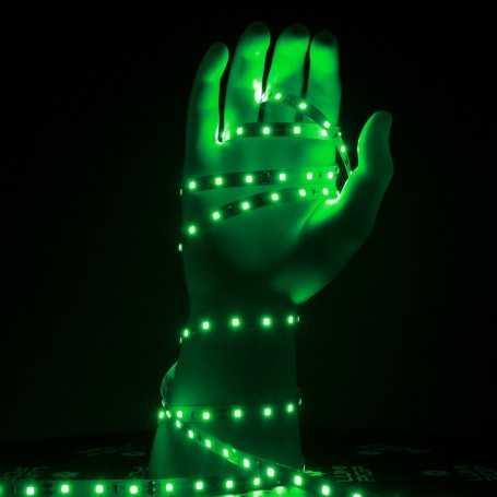 Ruban led vert 5m 60led/m 12V gamme ACCESS