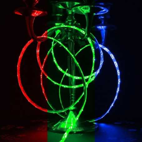 Bandeau LED multicolore 60LED/m de 5m idéal en intérieur