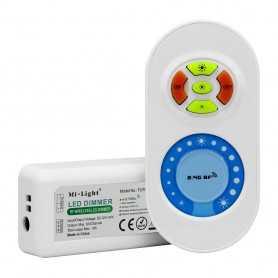 Kit contrôleur dimmer pour ruban LED monocouleur