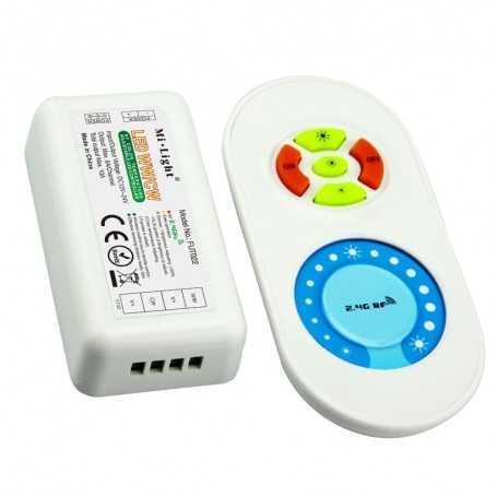 Kit contrôleur LED CCT pour ruban LED blanc variable
