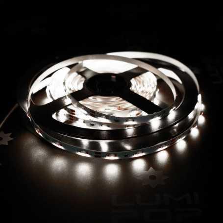 Ruban LED avec éclairage sur le côté blanc froid