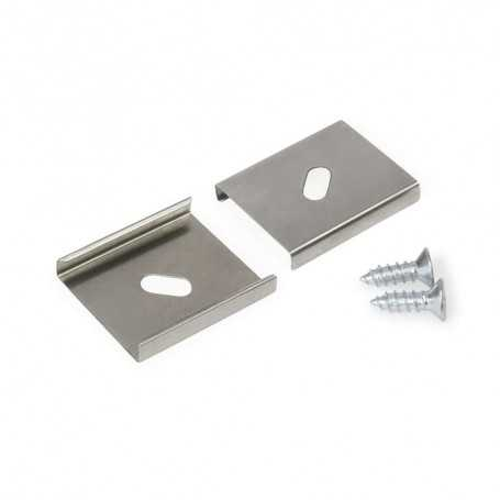 Clips de fixation à visser TYPE Y-1 pour profilé LED aluminium