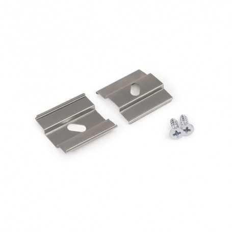 Clips de fixation à visser TYPE U5-1 pour profilé LED aluminium