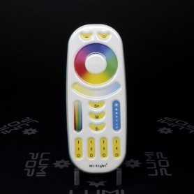 Télécommande LED RGBW/RGB+CCT 4 zones gamme LumiConnect