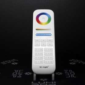 Télécommande LED RGBW/RGB+CCT 8 zones gamme LumiConnect