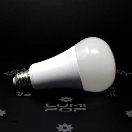 Ampoule connectée RGB+CCT E27 12W gamme LumiConnect