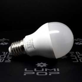 Ampoule LED connectée RGB+CCT E27 6W gamme LumiConnect