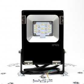 Spot LED connecté étanche RGB+CCT 10W 220V gamme LumiConnect