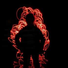 Atelier initiation Light Painting - Groupe