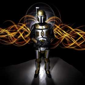 Atelier perfectionnement Light Painting - Individuel - exemple avec Star Wars 2