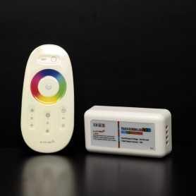 Kit contrôleur RGB avec télécommande RF tactile