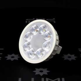 Ampoule connectée RGB+CCT MR16 4W gamme LumiConnect