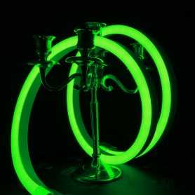 Néon LED BULBE vert étanche IP67 24V. Qualité premium