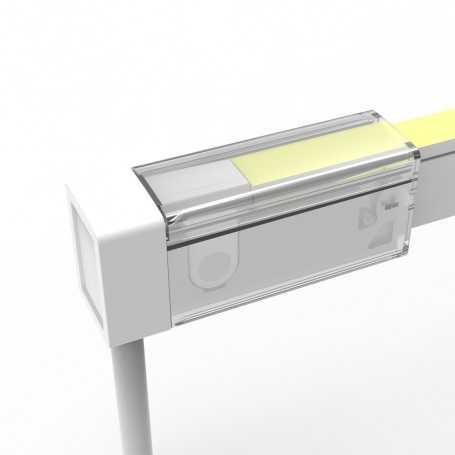 Connecteur ARRIERE 01 IP67 pour néon LED flexible SLIM