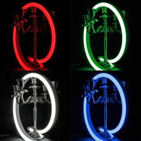 Néon LED DOME RGB étanche IP67 24V. Qualité premium