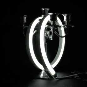 Néon LED BULBE blanc froid 24V vendu par 50cm. Qualité premium