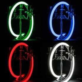 Néon LED DOME RGB étanche IP67 - 24V - 50cm. Qualité premium