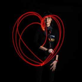 Session de Light Painting participatif