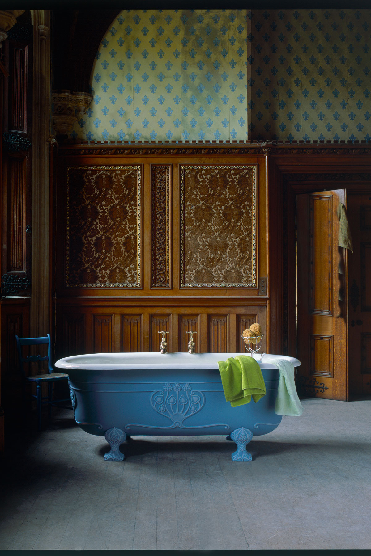 tendances de la salle de bain moderne
