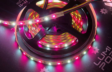 Ruban LED RGB+CCT