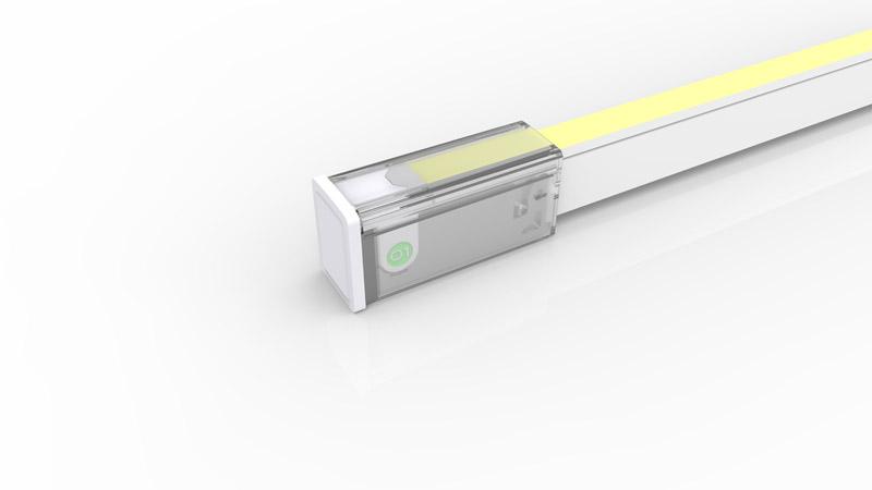 Capsule de terminaison pour néon LED SLIM de la gamme PREMIUM LumiPop
